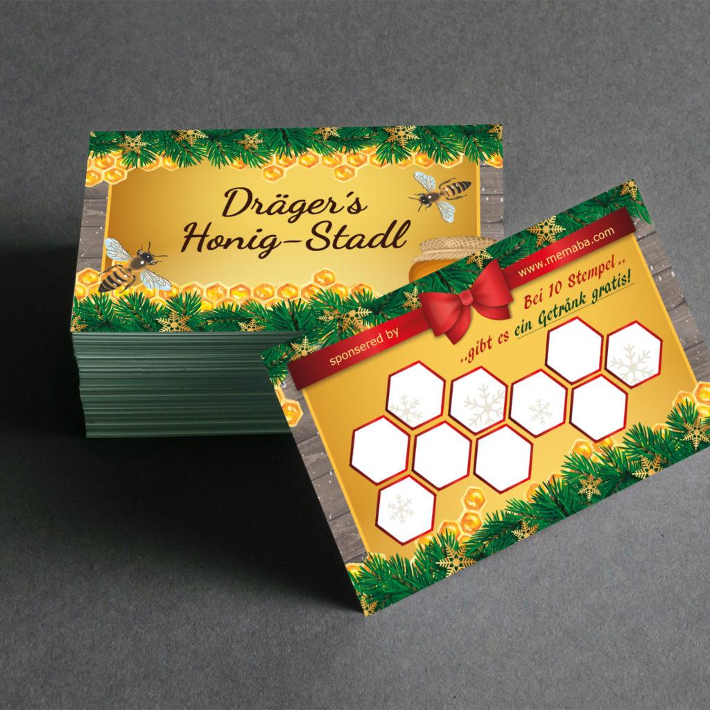 Memaba-Design-Print-Druck-Bonuskarten-Draegers-Stadl