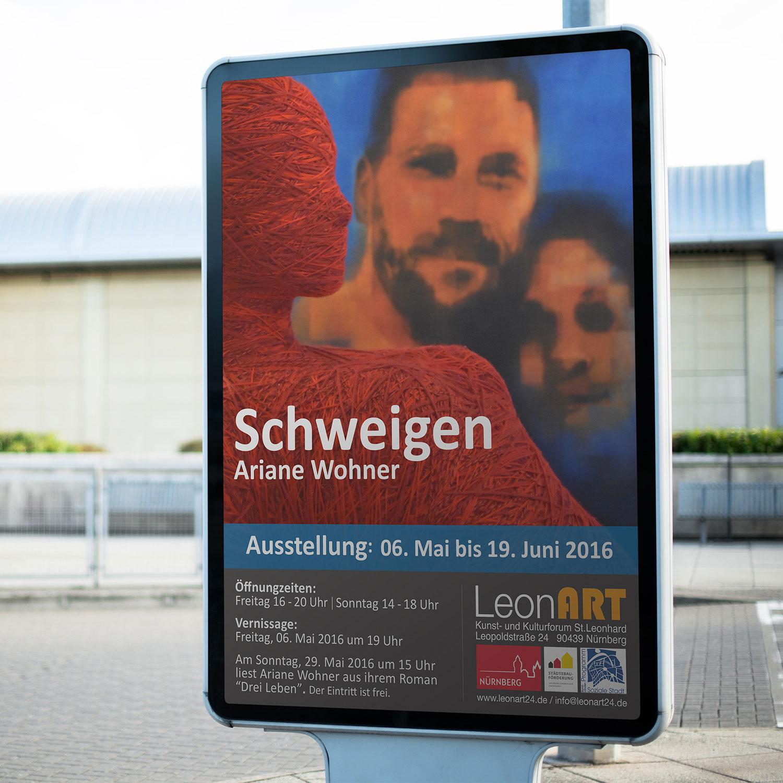 Digital Druck Flyerdesign Plakate Poster