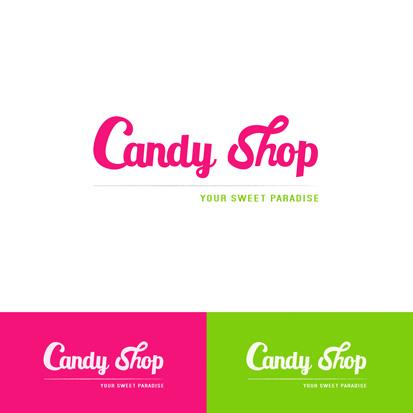 Logo Candyshop