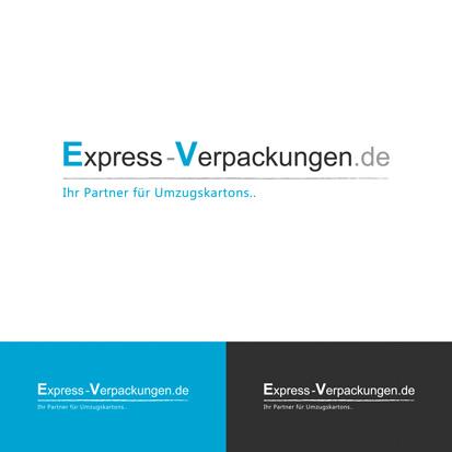 Memaba Design Logo Express Verpackungen