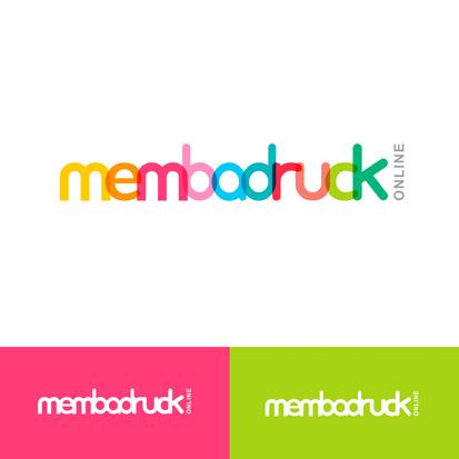 Memaba Design Logo Membadruck