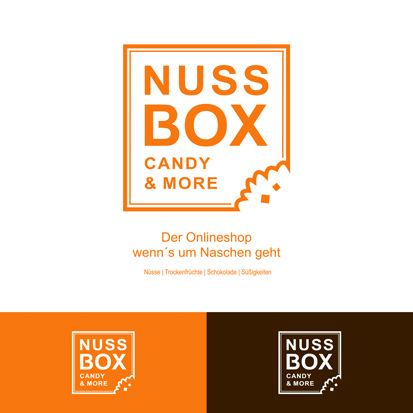 Memaba Design Logo Nussbox