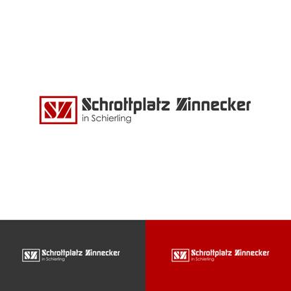 Memaba Design Logo Schrottplatz